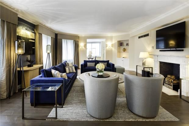 Thumbnail Flat to rent in Arlington House, Arlington Street, London