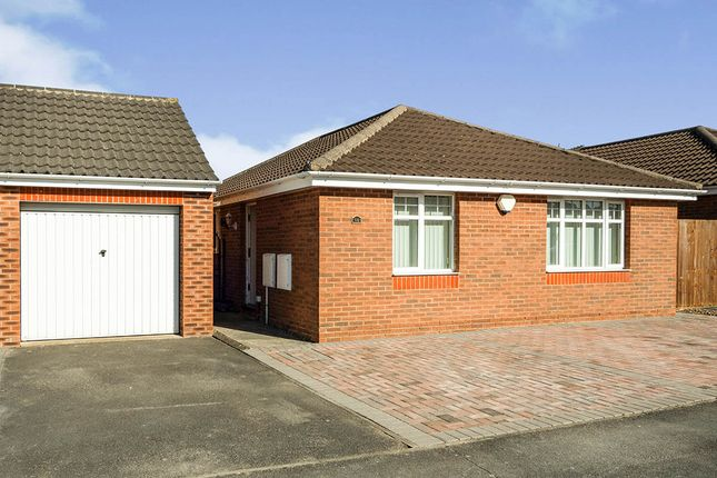 Thumbnail Bungalow for sale in Airedale Drive, Bridlington, East Yorkshire