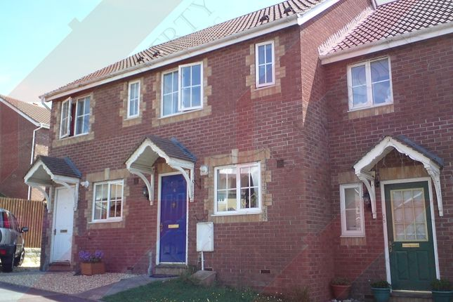 Thumbnail Terraced house to rent in Clos Ysgallen, Llansamlet, Swansea.