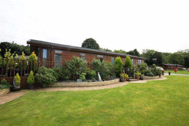 Thumbnail Mobile/park home for sale in Deneside Lodge Park, Wolsingham, Co Durham