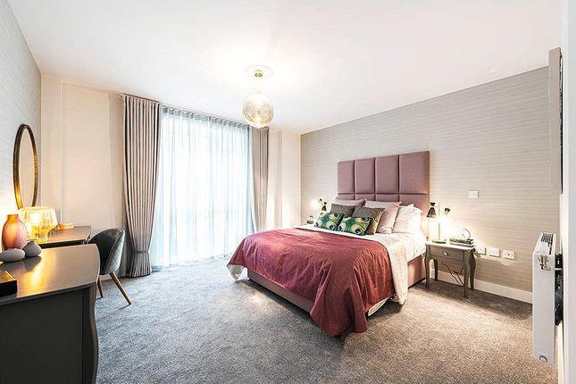 Bedroom of Lambourne House, Apple Yard, London SE20