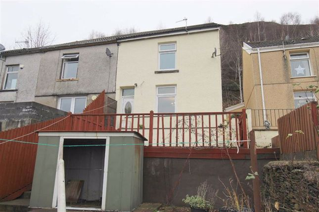 2 bed terraced house to rent in Wengraig Rd, Trealaw, Tonypandy CF40