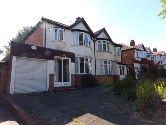 Thumbnail Semi-detached house for sale in Wolverhampton Road South, Quinton, Birmingham, West Midlands