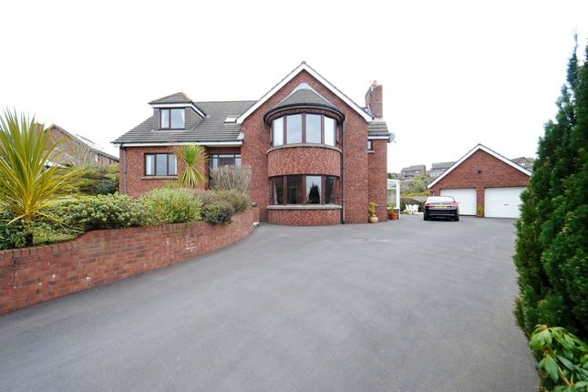Thumbnail Detached house for sale in The Oaks, Comber, Newtownards