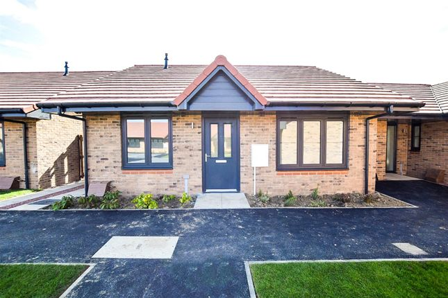 Thumbnail Terraced bungalow for sale in Marley Fields, Wheatley Hill, Durham