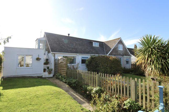 Thumbnail Detached bungalow for sale in Ruan Minor, Helston