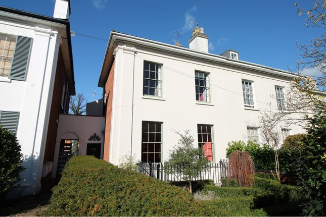 Thumbnail Semi-detached house for sale in Albany Terrace, Worcester