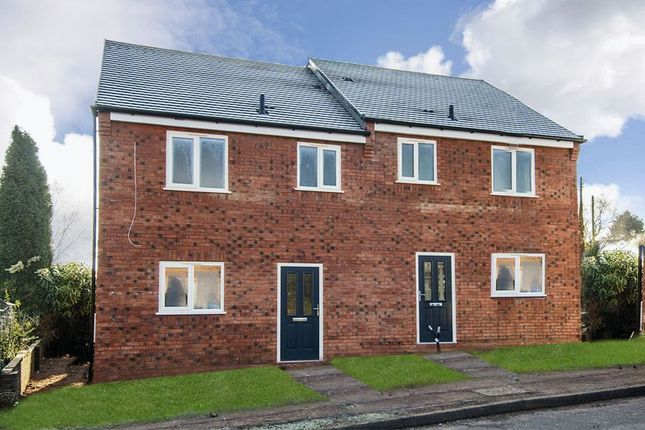 Thumbnail Semi-detached house for sale in Hood Lane, Armitage, Rugeley