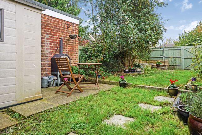 Rear Garden of Ivy Road, Southampton SO17
