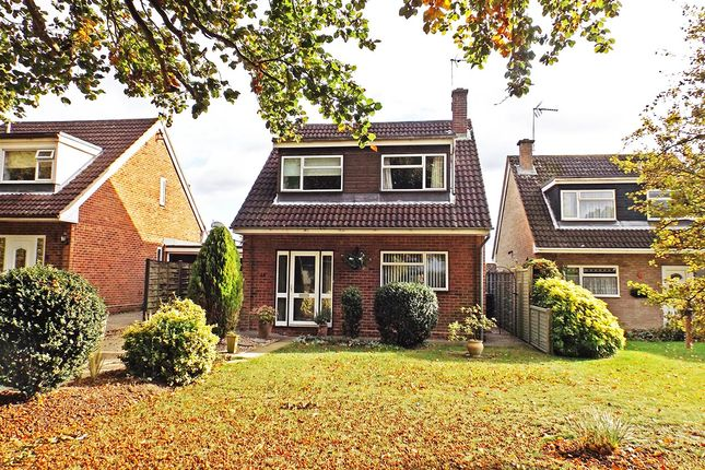 3 bed detached house for sale in Old Rectory Close, Barham, Ipswich