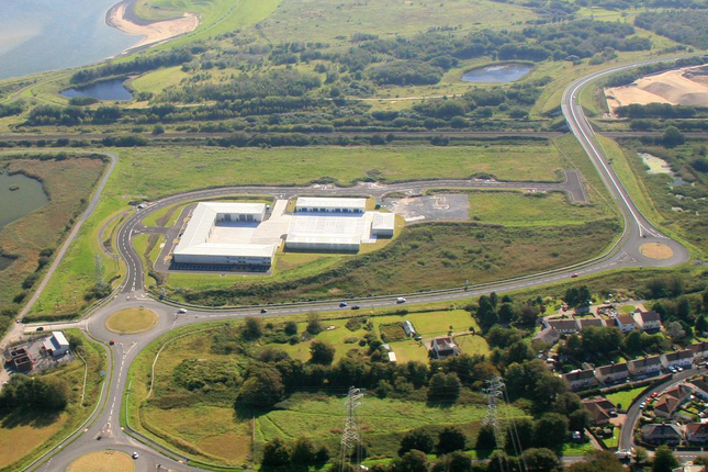 Thumbnail Land for sale in Plot 2, Dyfatty Industrial Park, Burry Port, Llanelli