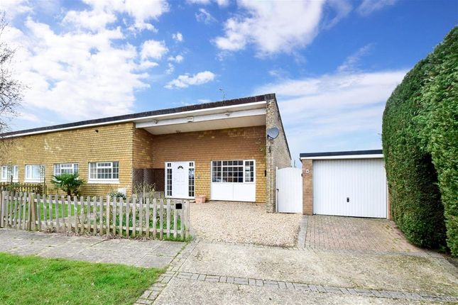 3 bed semi-detached bungalow for sale in Windmill Close, Ashington, West Sussex RH20