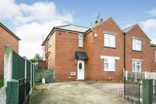 3 bed semi-detached house for sale in Shakespeare Avenue, Mansfield Woodhouse, Mansfield, Nottinghamshire NG19