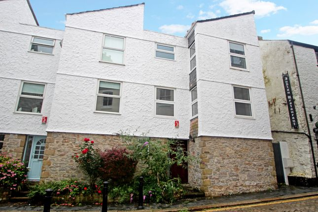Thumbnail Town house for sale in New Street, Plymouth