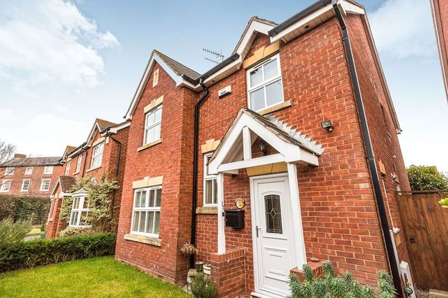 Thumbnail Detached house for sale in Stonnall Close, Severn Stoke, Worcester