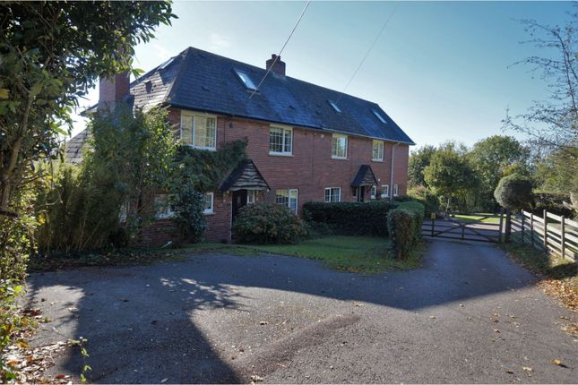 Thumbnail Semi-detached house for sale in Church Hill, Exeter