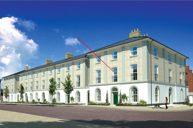Thumbnail Flat for sale in Flat 1 Marsden Street, Poundbury, Dorchester