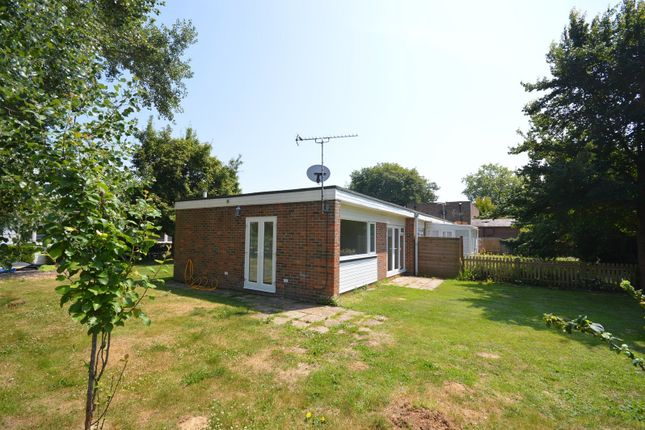 Thumbnail Terraced bungalow to rent in Villa Harbour Way Country Club, West Wittering