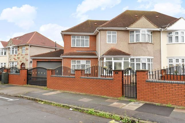 5 bed semi-detached house for sale in Munster Avenue TW4,