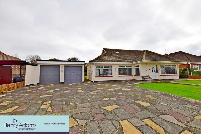 Thumbnail Detached bungalow to rent in Kings Drive, Bognor Regis