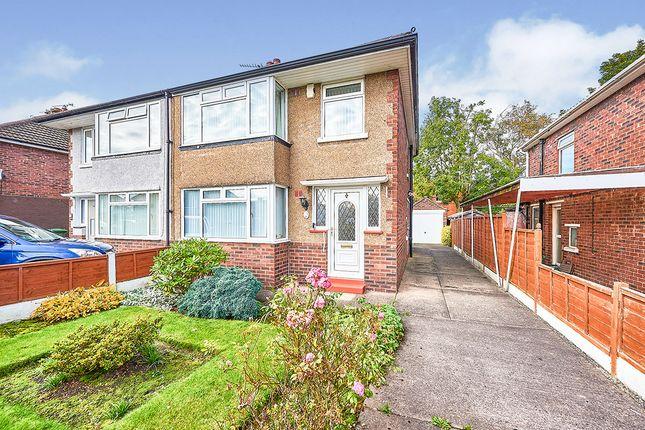 Semi-detached house for sale in Etterby Lea Crescent, Carlisle