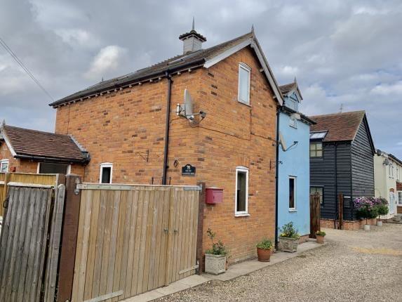 Detached house for sale in Casey Lane, Tillingham, Southminster CM0
