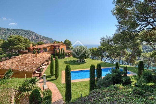 Thumbnail Villa for sale in Spain, Costa Brava, Aiguablava, Cbr12148