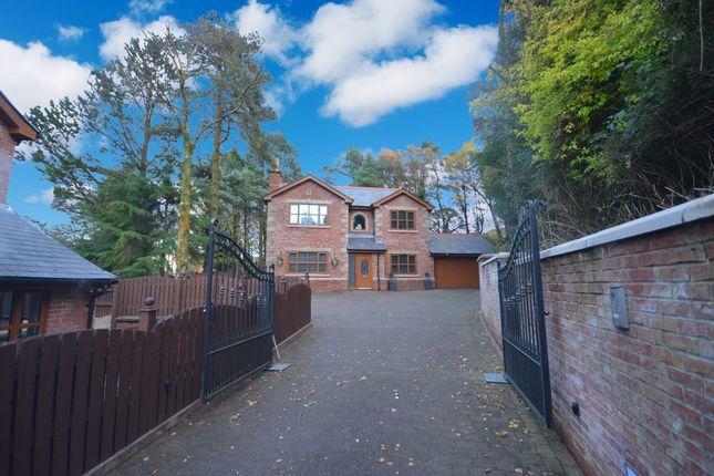 Thumbnail Detached house for sale in Belgrave Road, Darwen
