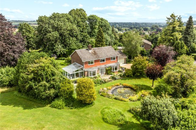 Thumbnail Detached house for sale in Malthouse Close, Easton, Winchester, Hampshire