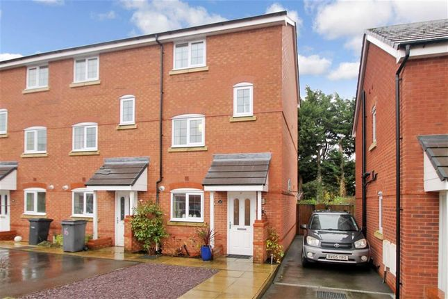 Thumbnail Town house for sale in Heritage Way, Llanymynech