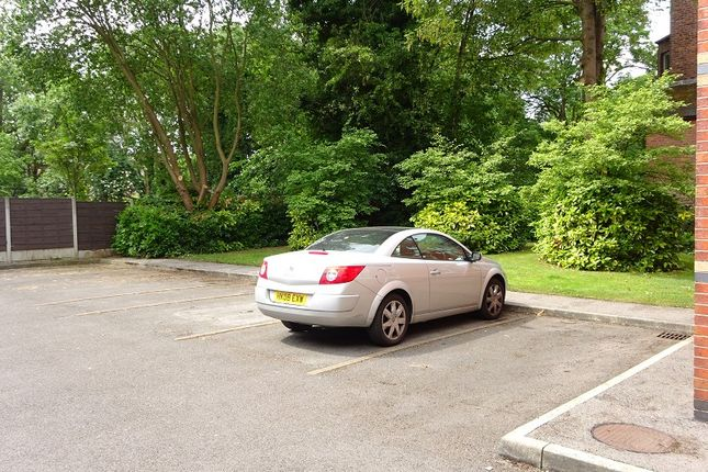 Car Park of 40A, Demesne Road, Whalley Range, Manchester. M16