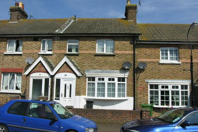 Thumbnail Terraced house for sale in Bradford Street, Old Town, Eastbourne