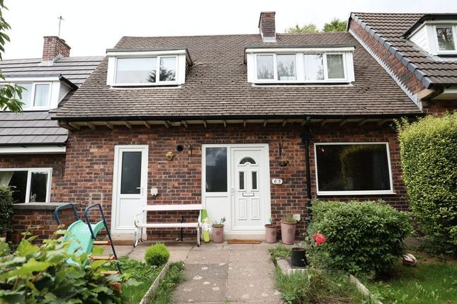 Thumbnail Terraced house for sale in Delamere Drive, Macclesfield