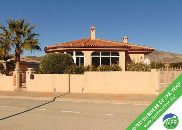 Thumbnail Detached house for sale in Hondon De Las Nieves, Hondón De Las Nieves, Alicante, Valencia, Spain