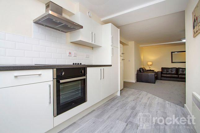 Thumbnail Flat to rent in Brunswick Mews, Brunswick Street, Newcastle Under Lyme