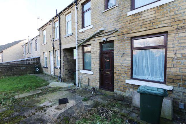Front of Cranbrook Street, Bradford BD5