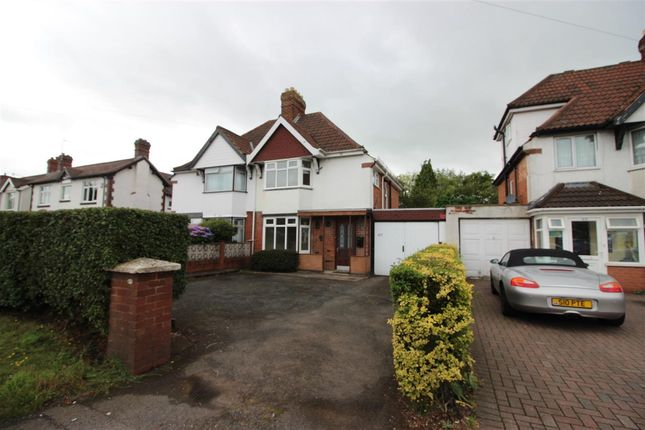 Thumbnail Semi-detached house to rent in Birmingham Road, Marlbrook, Bromsgrove