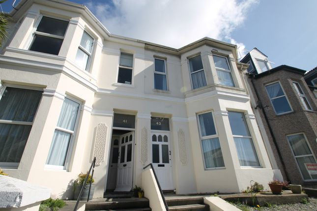 Thumbnail Flat to rent in Elm Road, Mannamead