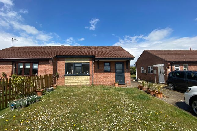 1 bed semi-detached bungalow for sale in Holly Close, Horncastle LN9