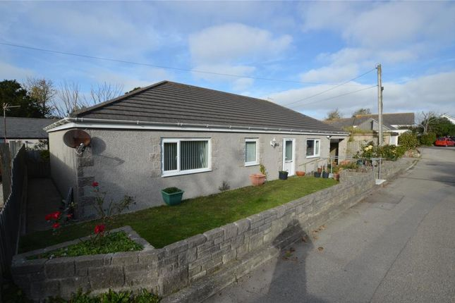 Thumbnail Detached bungalow for sale in Little Lane, Hayle, Cornwall