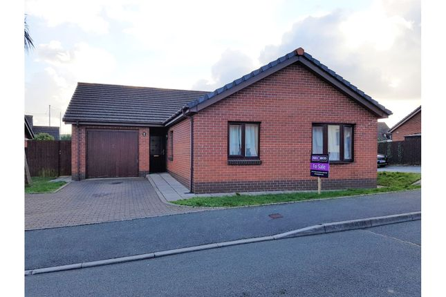 Thumbnail Detached bungalow for sale in Charles Thomas Avenue, Pembroke Dock