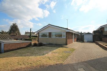 Thumbnail Detached bungalow to rent in Broadway, Warminster