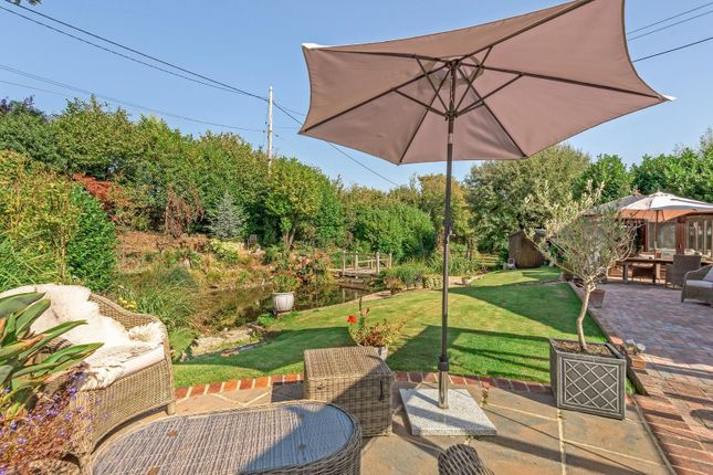 Garden of Malthouse Lane, Ashington, West Sussex RH20