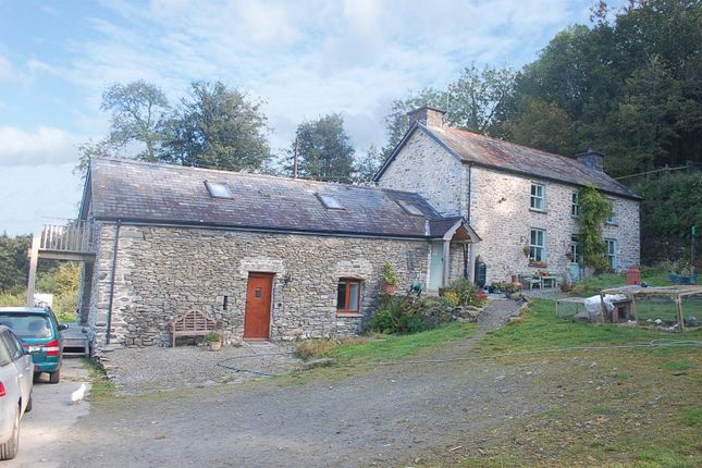 Thumbnail Farmhouse for sale in Cellan, Lampeter