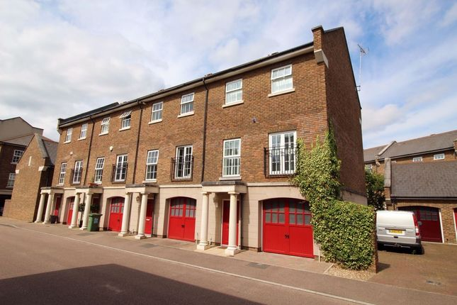 Thumbnail Semi-detached house to rent in Capability Way, Greenhithe