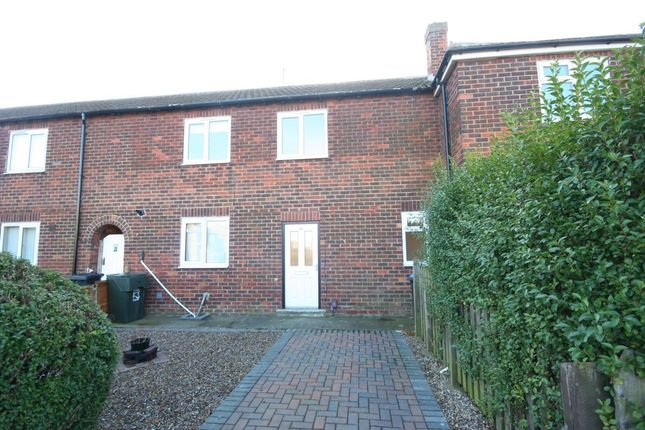 Thumbnail Terraced house to rent in Hershall Drive, Middlesbrough