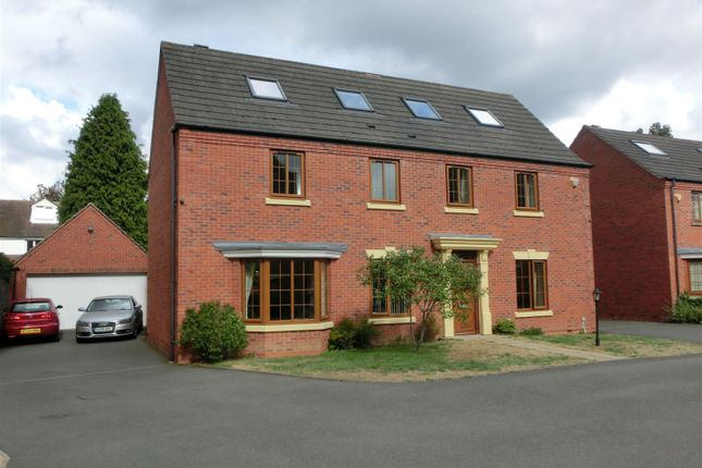 Thumbnail Property for sale in Sandy Hill Rise, Shirley, Solihull