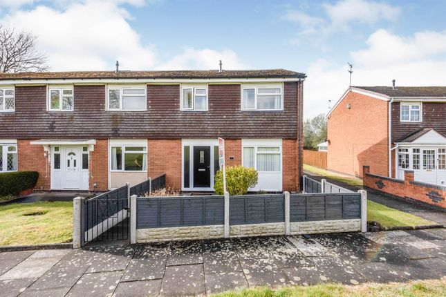 3 bed end terrace house for sale in Dudhill Walk, Rowley Regis B65