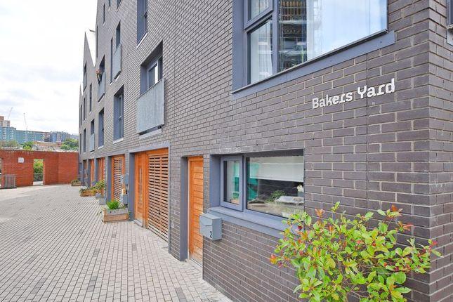 Front of Bakers Yard, Kelham Island, Sheffield S3