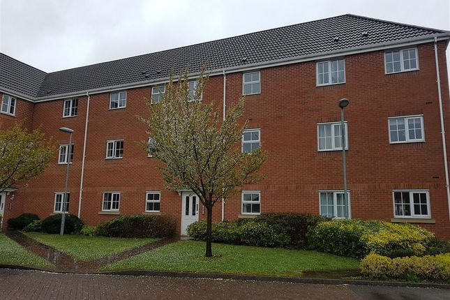 Thumbnail Flat to rent in Tinsley Avenue, Cradley Heath